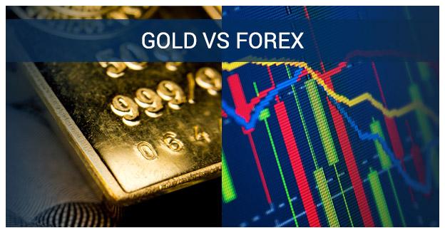 Gold v Forex