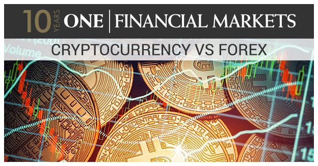 Cryptocurrency vs. Forex