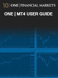 MT4 User guide